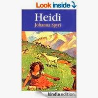 FREE: Heidi by Johanna Spyri