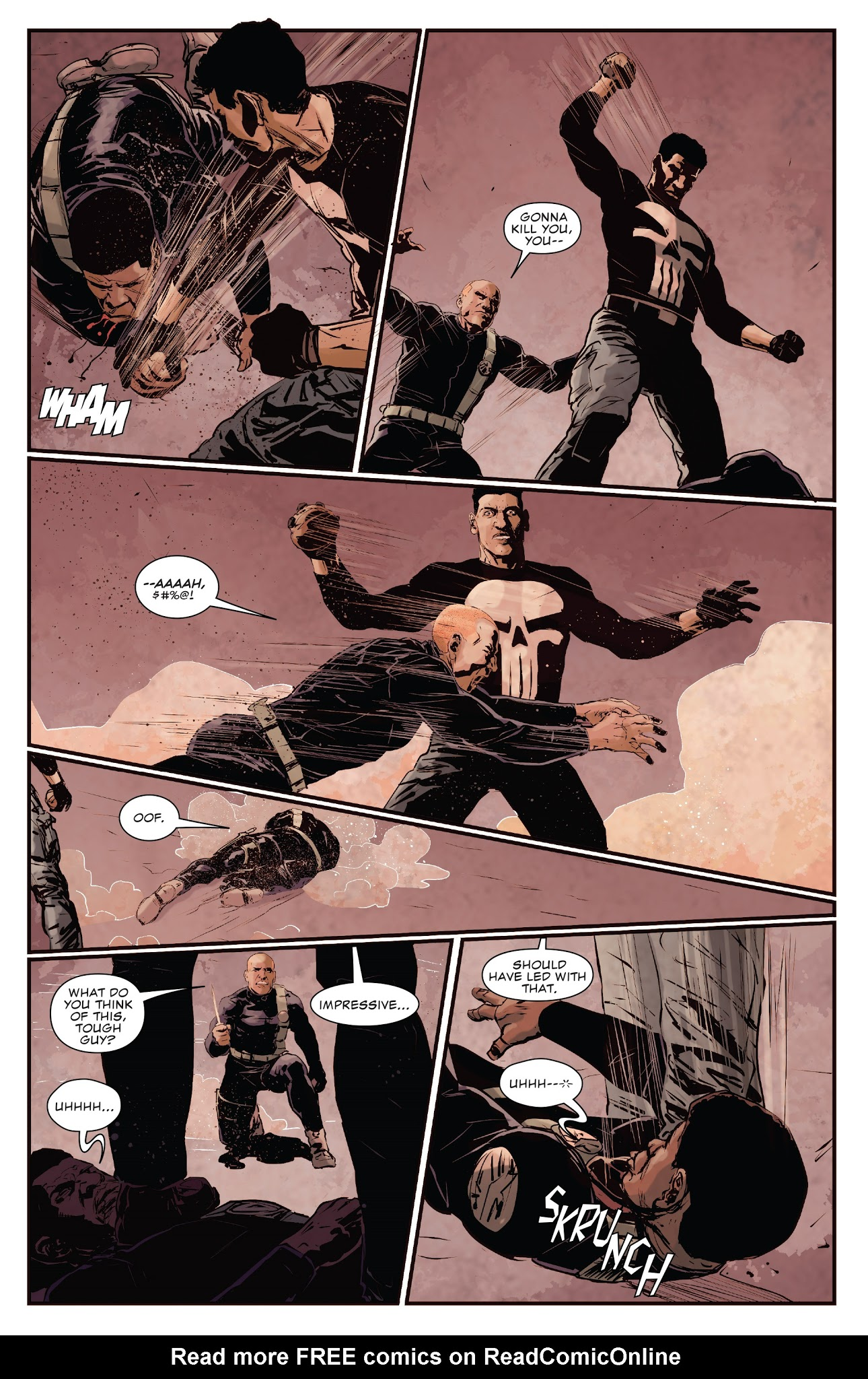 The Punisher (2016) chap 223 pic 10
