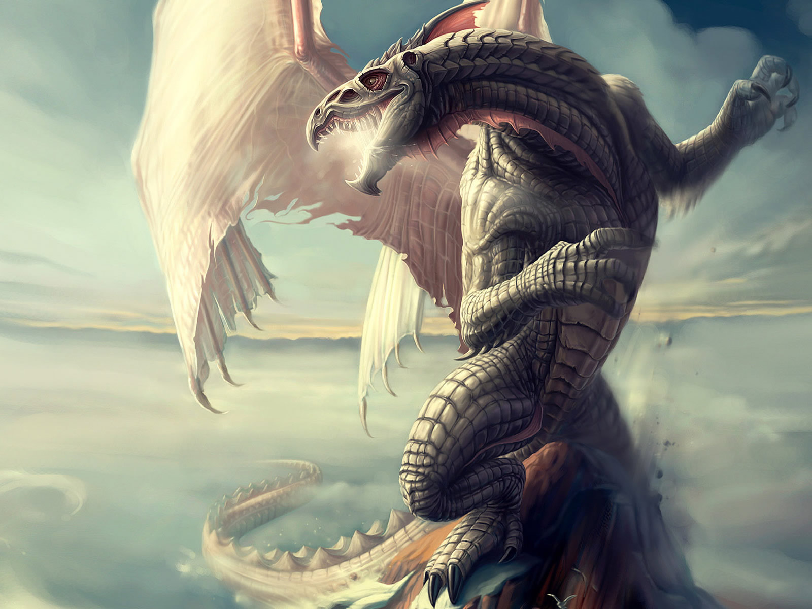 Wallpapers hd for mac dragon 3d wallpaper high definition - Dragon wallpaper 3d ...