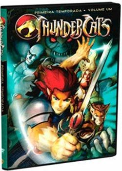 Thundercats  on Novidades Sobre Thundercats Em Dvd   Tudo Variado