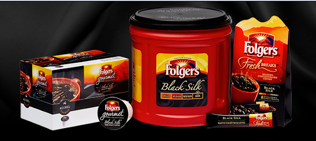 free folgers black coffee sample