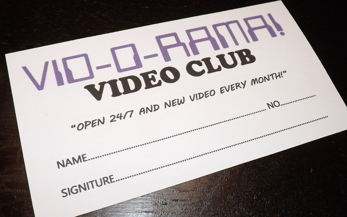 Support my work by joining the VID-O-RAMA Video Club!