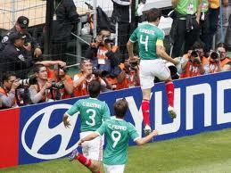 briseño hace el primer gol