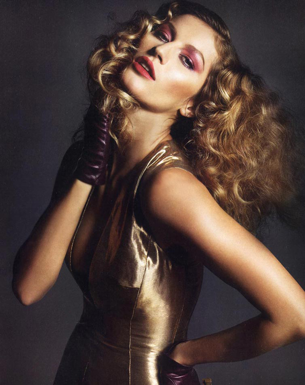 Gisele Bundchen Hair Color 9