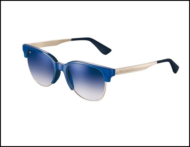 gafas de sol estilo degradé