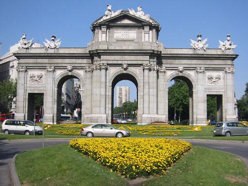 Arte Y Arquitectura Arquitectura De Madrid Primera Parte