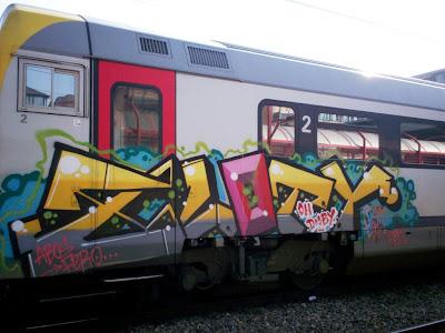 graffiti zloty bck