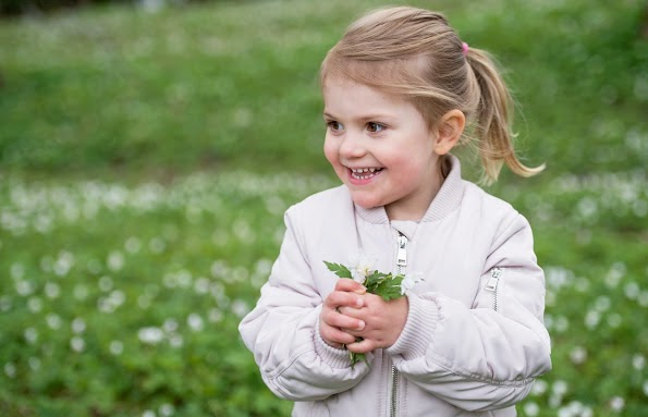 New Photos Of Princess Estelle Of Sweden
