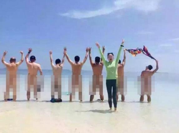 Bogel di Sabah, kini di tepi pantai pula
