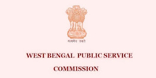 West Bengal Civil Service (Exe) Examination, 2016 by WBPSC