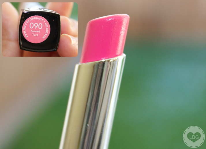 30 Lipsticks in 30 Days #17 Revlon Lip Sweet Tart