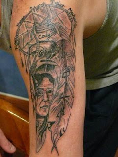 Dream Catcher Tattoos, Tattooing