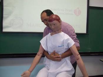 Curso de Primeiros Socorros para Educadores