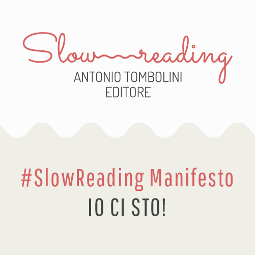 Slow Reading Manifesto