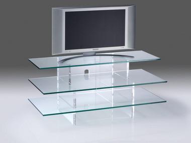Le jardin du savoir le meuble tv en verre les avantages for Meuble avantage