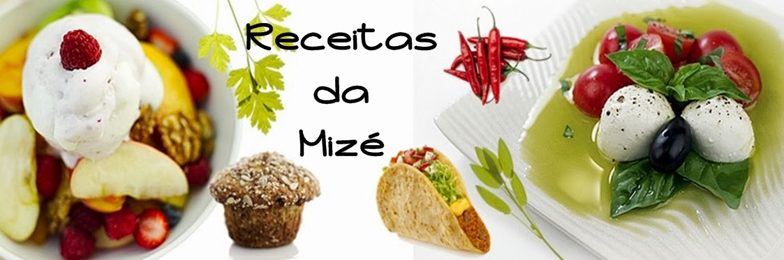 Receitas da Mizé