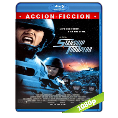 Invasion (1997) BRRip Full 1080p Audio Trial Latino-Castellano-Ingles 5.1