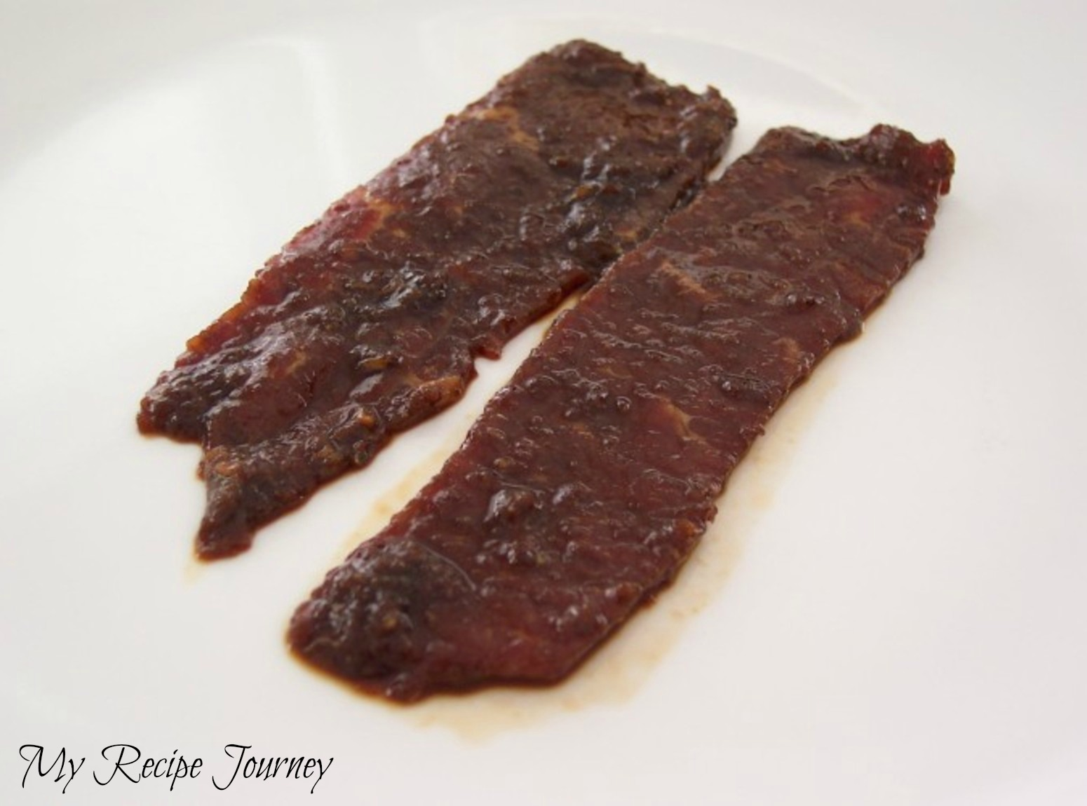 My Recipe Journey: Homemade Beef Jerky