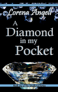 diamond in my pocket, unaltered, lorena angell