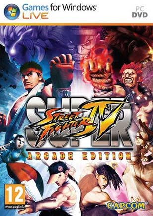 Street Fighter IV: Arcade Edition Download for PC