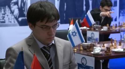 Les deux Français au Mémorial Alekhine  © Chess & Strategy