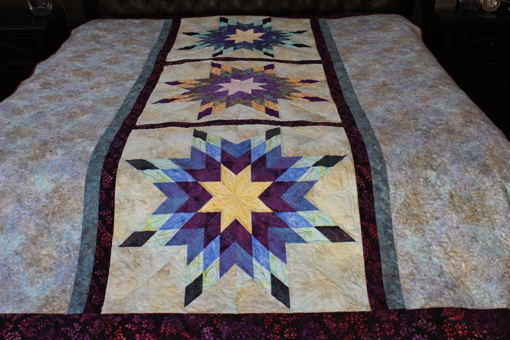 Pleading quilty my daughter whos quilt it is picked the backing flannel giraffes well what else would you use right urtaz Choice Image