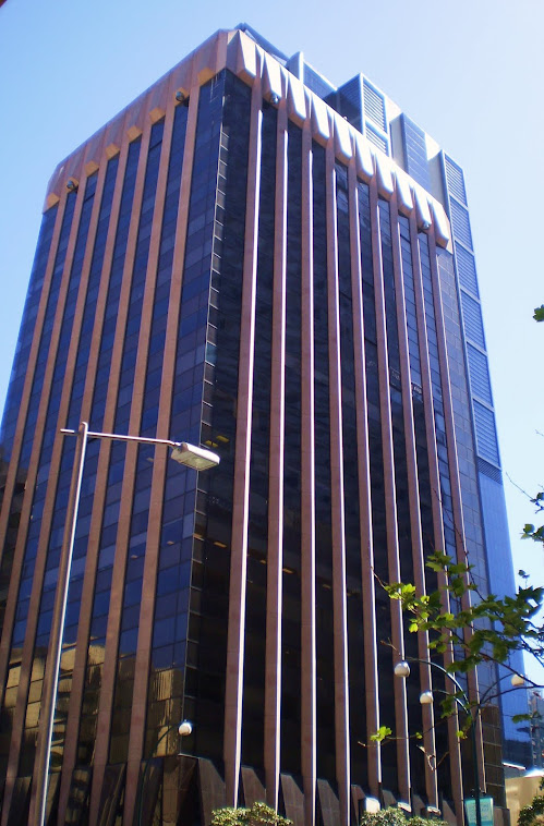 Perth buildings 2016 for 111 st georges terrace perth
