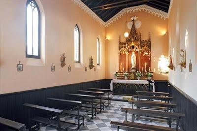 Palacete de Cázulas - kapel