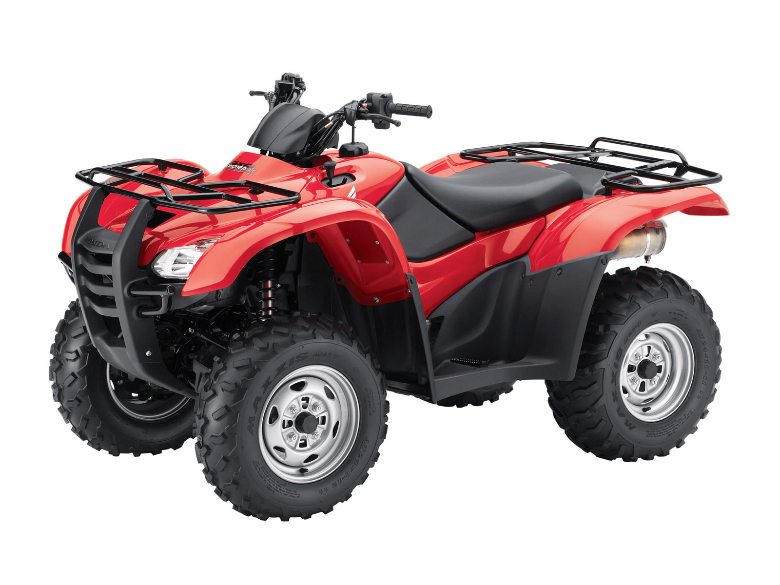2010 Honda Fourtrax Rancher At Accident Lawyers Information