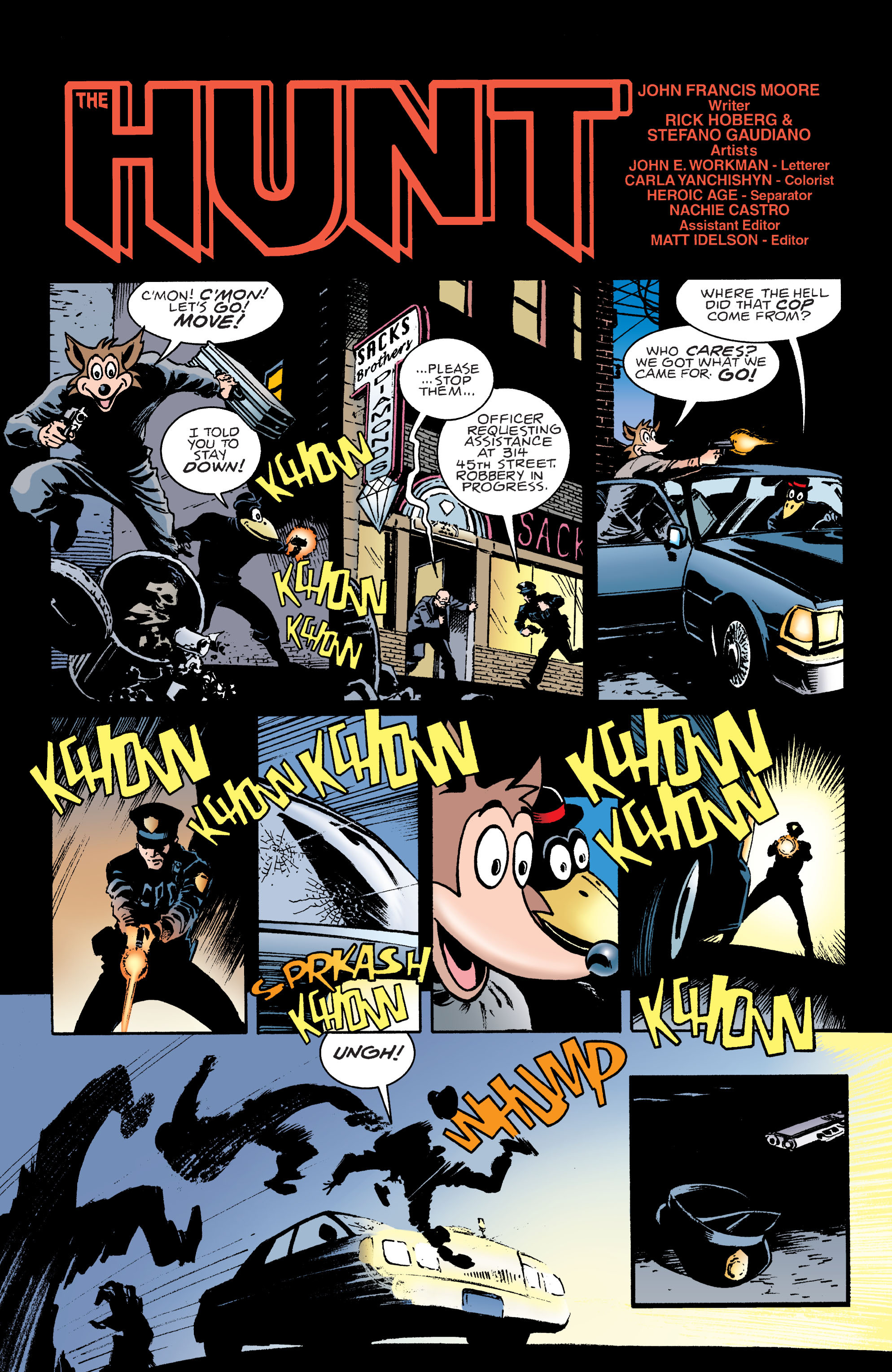 Detective Comics (1937) Issue #773 Page 23