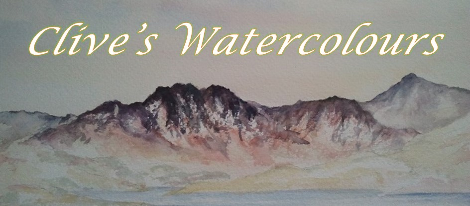 Clive's Watercolours