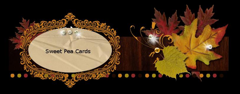 Sweet Pea Cards