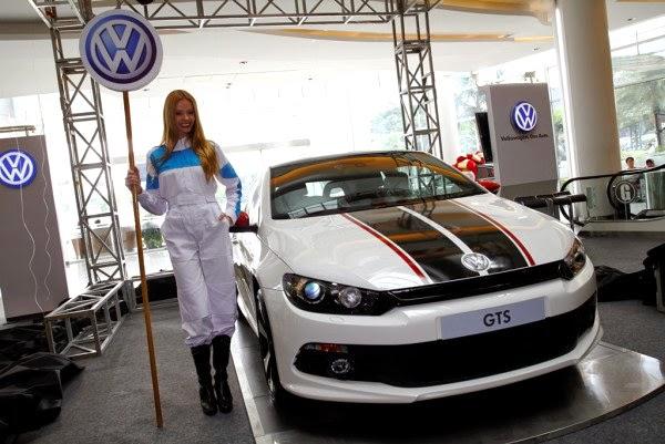 Modifikasi Mobil Volkswagen VW GTS