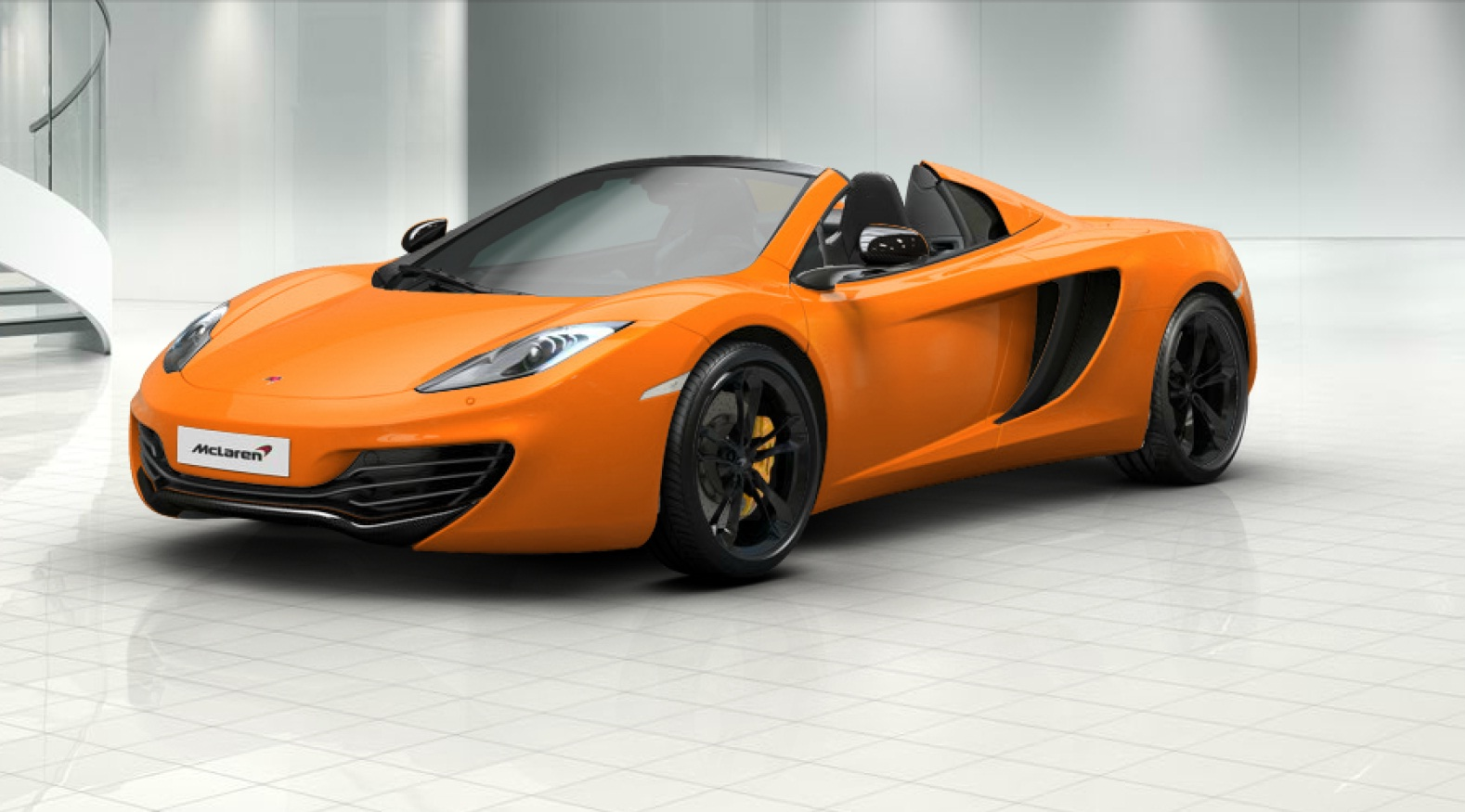 2013 mclaren mp4-12c coupe