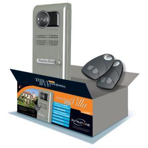 sezam portes automatiques l 39 interphone villa gsm visio sans fils. Black Bedroom Furniture Sets. Home Design Ideas