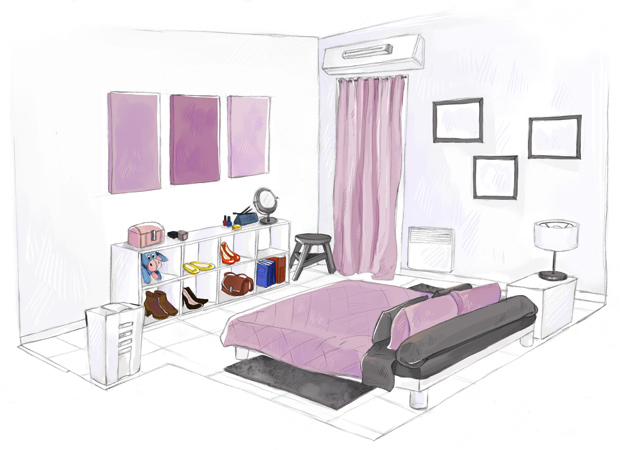 best bordel with dessin chambre bb fille with chambre en bordel - Bordel Chambre Dessin