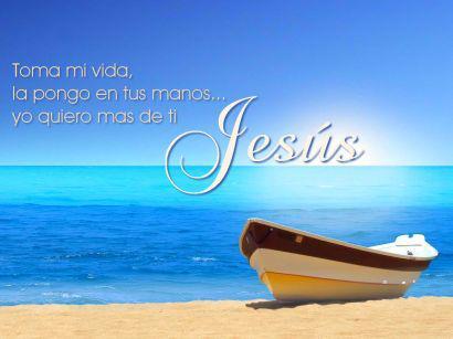 te quiero Jesus