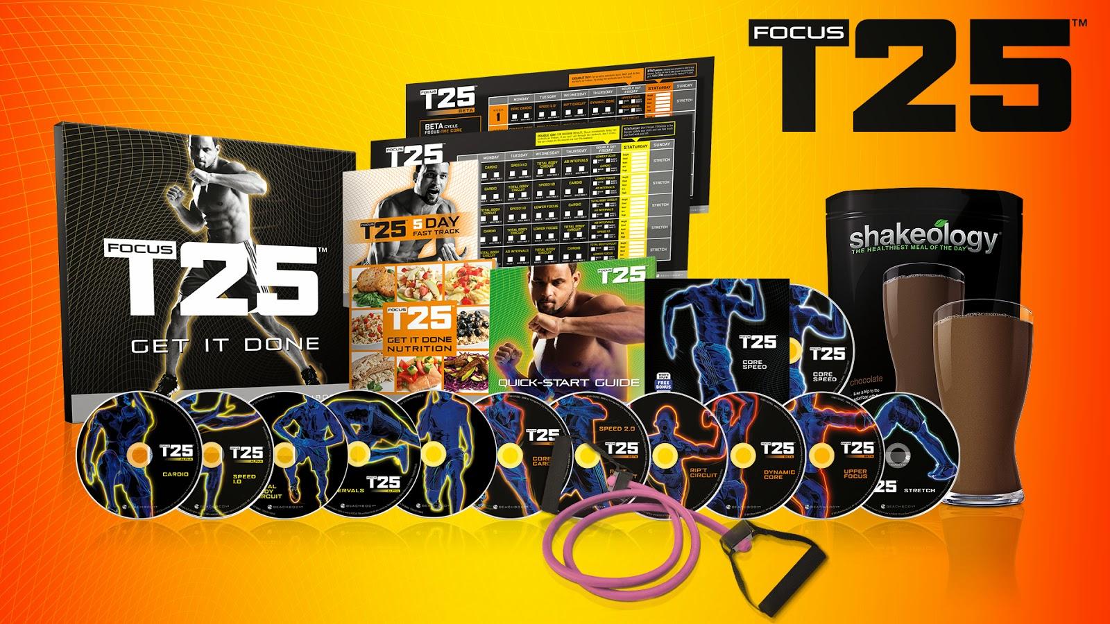T25 promotion