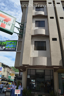 preview of city inn olongapo building