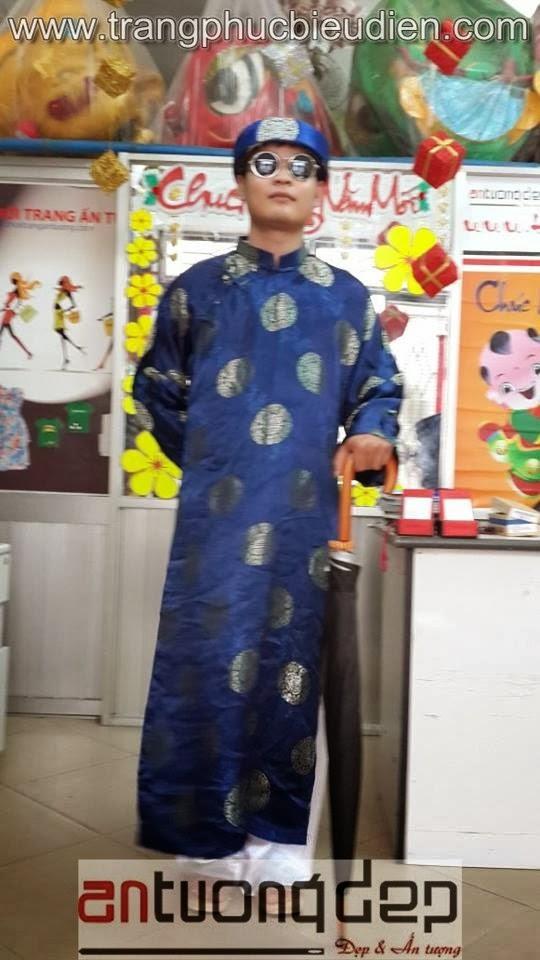 bán thuê áo dài truyền thống