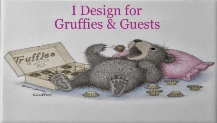 Former DT Member for Gruffies & Guests Challenge Blog