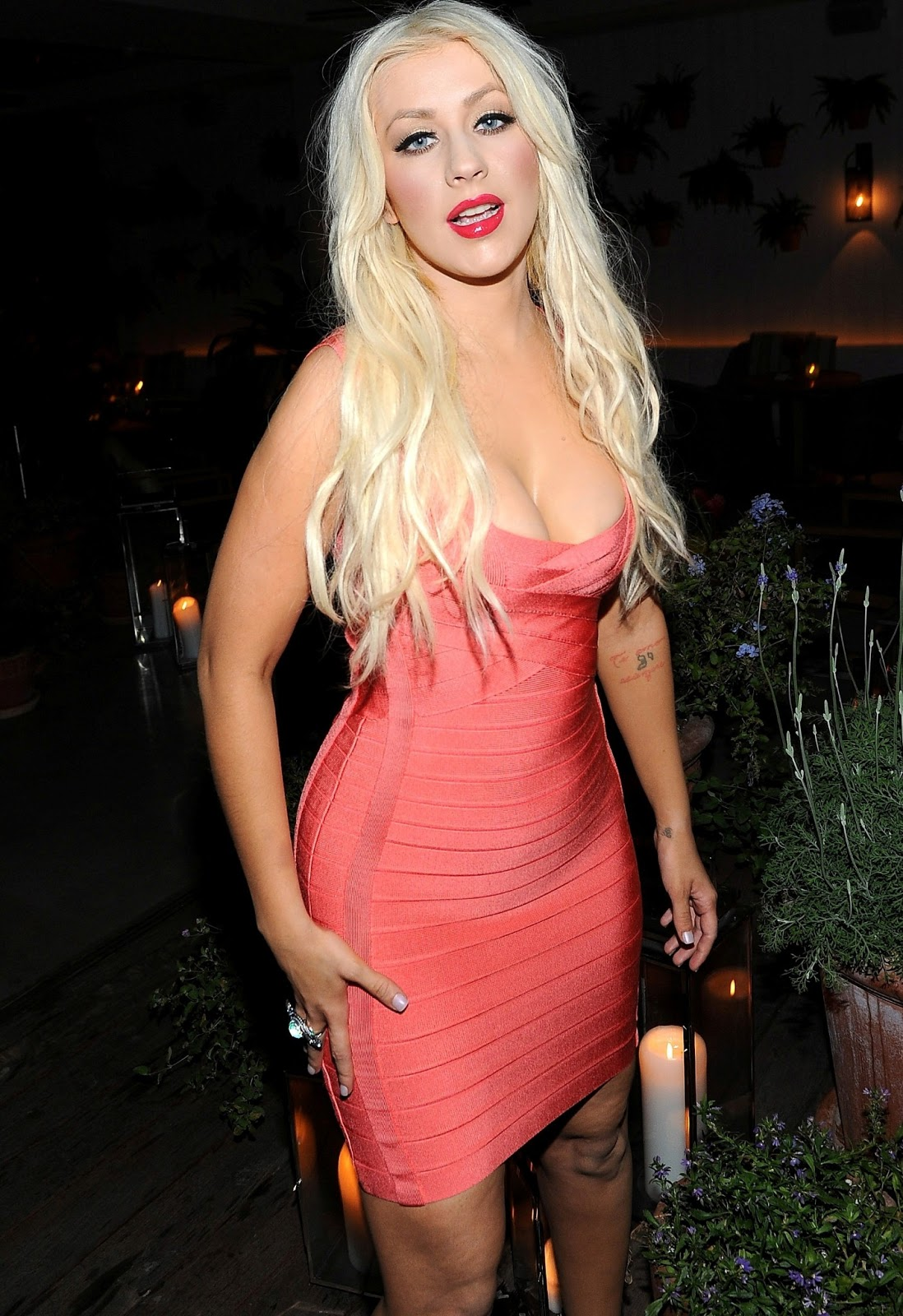 Could Christina aguilera great tits photos rather grateful
