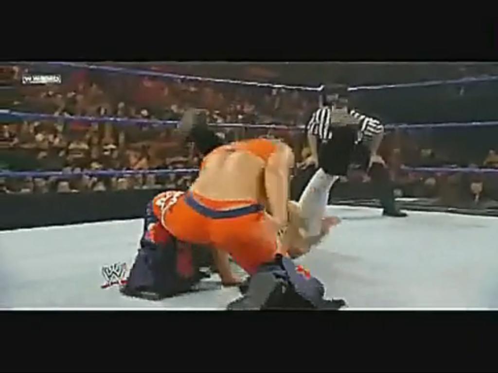 WWE Mickie James Thong Slip