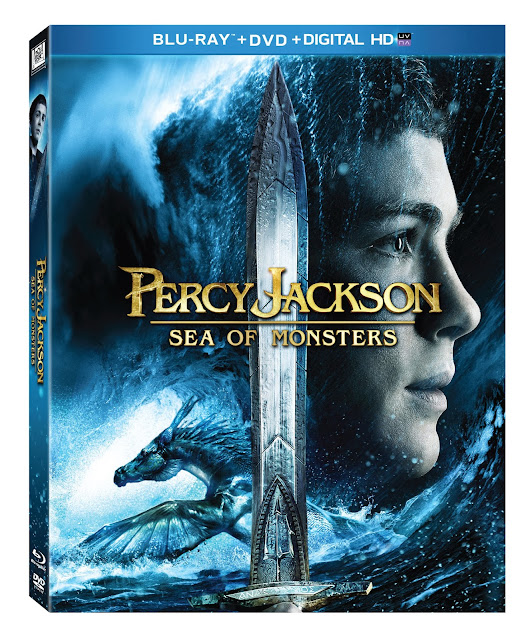 Percey Jackson: Sea Of Monsters #Giveaway