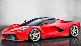 Foto dan Gambar Mobil Sport Ferrari LaFerrari_3