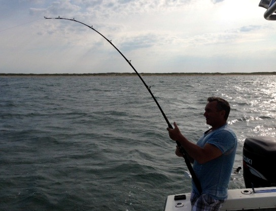 Top water charters fishing reports and news beaufort for Point lookout fishing report