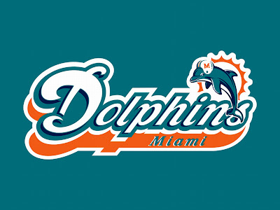 Miami Dolphins Logo NFL HD Desktop Wallpaper