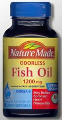 Fish Oil - 3600 mg