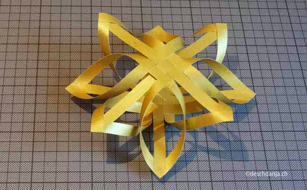Paper star Strips