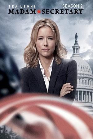 Madam Secretary S02 All Episode [Season 2] Complete Download 480p
